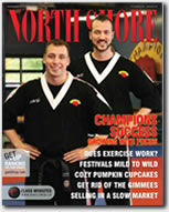 North Shore Magazine Dec-Jan-2009