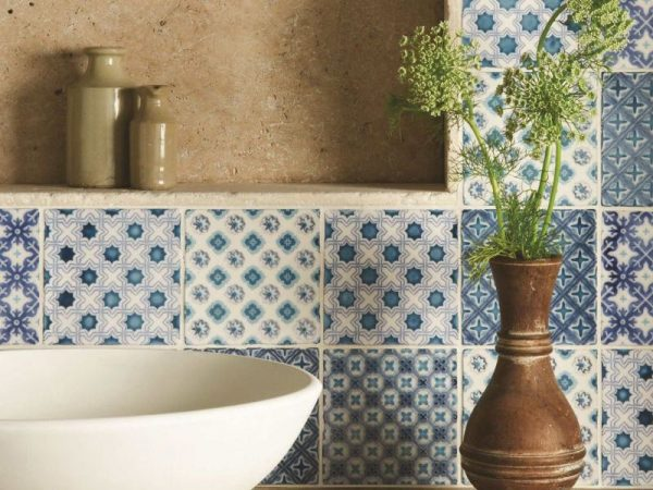 mosaic tiles 2019 home décor trends