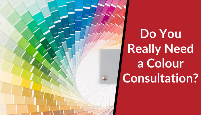 Do You Really Need a Colour Consultation?