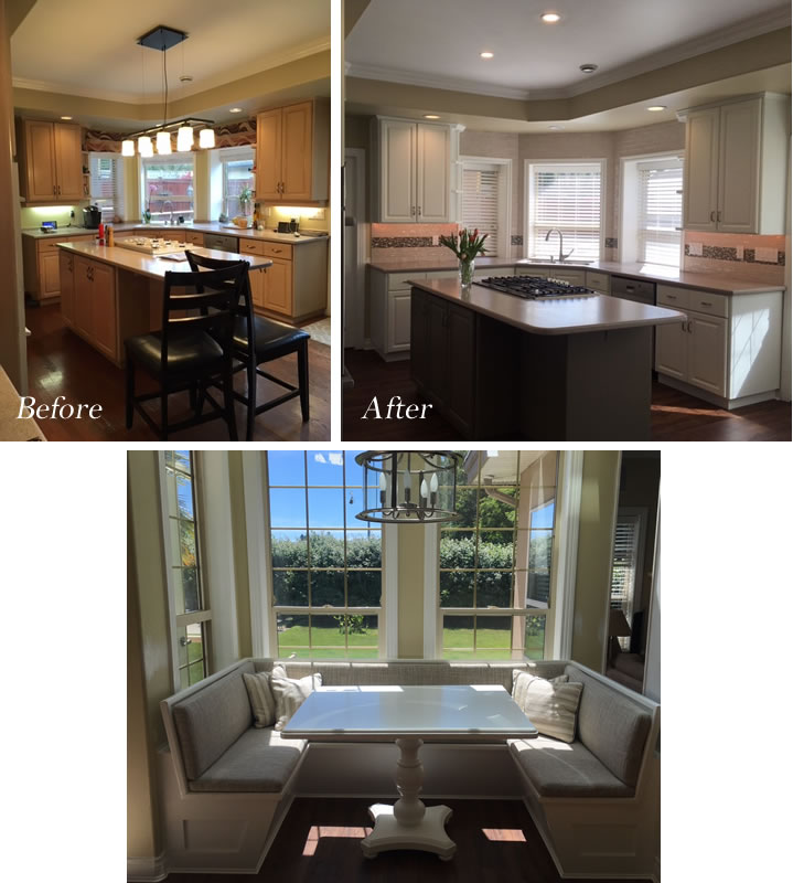 Burnaby home redesign