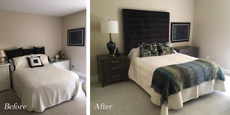 Artistic Bedroom Makeover