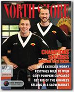 North Shore Magazine Dec-Jan-2009