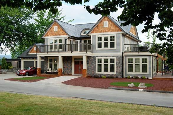 2009 PNE Prize Home