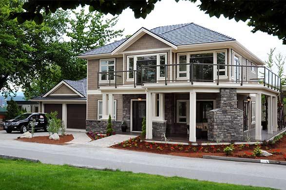 2011 PNE Prize Home