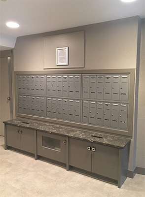 Oakmont Mailbox
