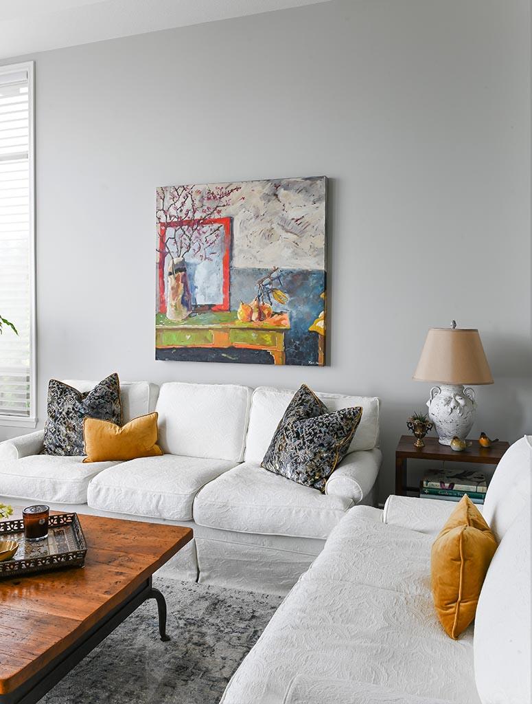 Living Room Angled