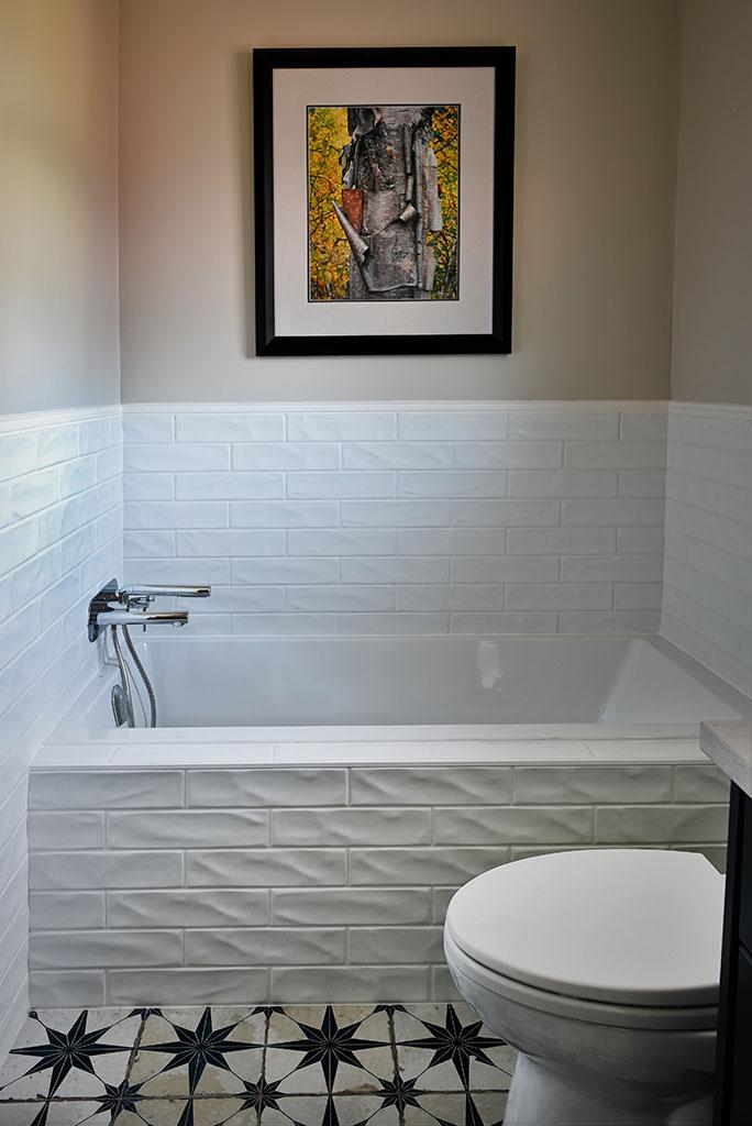 Main Bath Tub