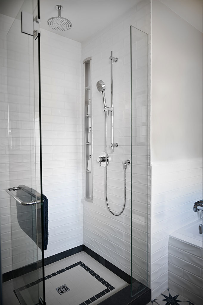 Main Bath Shower