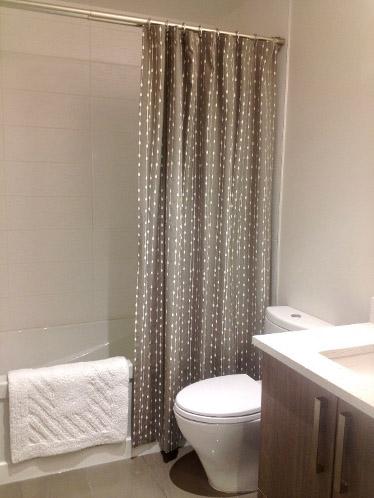 Alena shower curtain