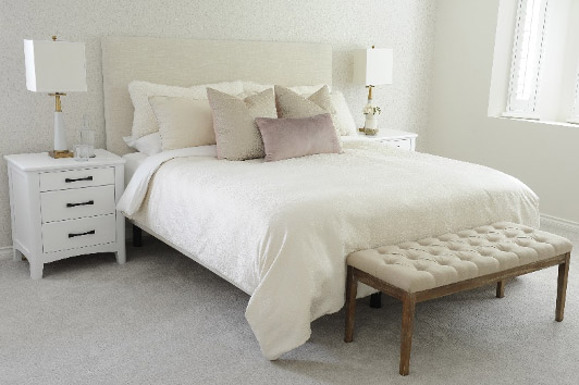 Emerson Master Bed