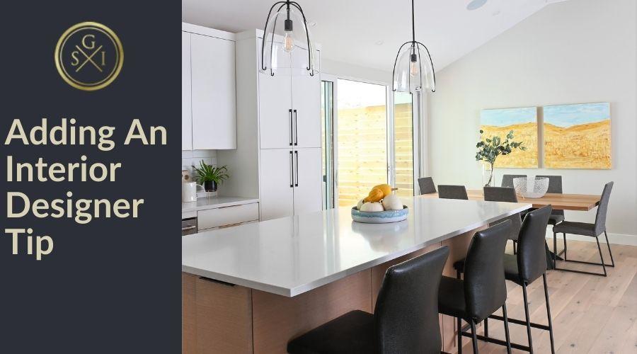 Design Tip Adding An Interior Designer