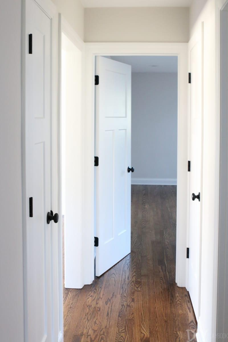 Matching Door Hardware