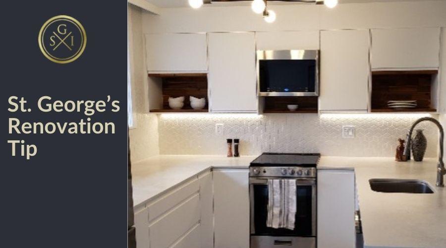 Journey of St. George's Rental Renovation Design Tip