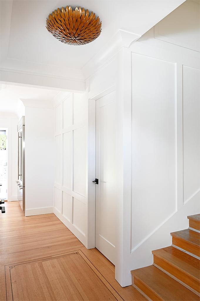 Ruskin Hallway Wainscott To Kitchen Tracey