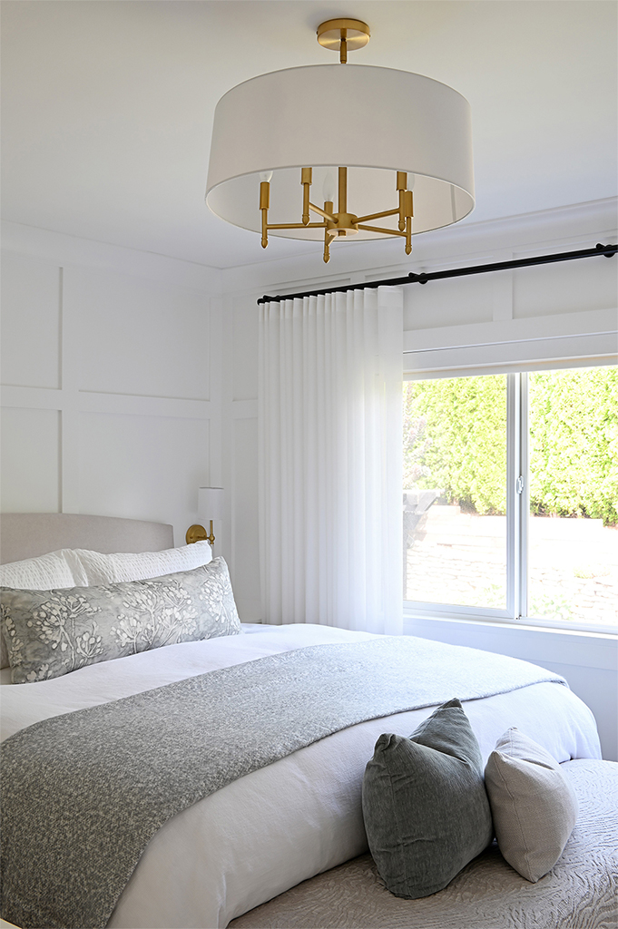 Ruskin Master Bedroom with Drapery Tracey