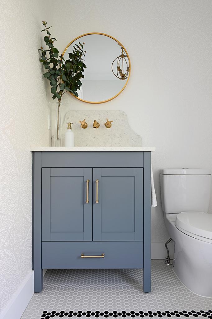 Ruskin Powder Room Vanity Tracey