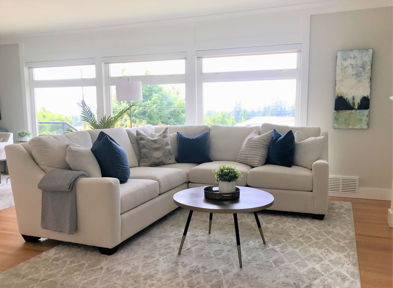 Ruskin Sectional Styling